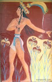 minoan painting