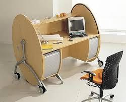 modern roll top desk