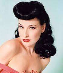 rockabilly hairstyles for girls