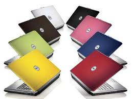 coloured notebook