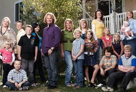sister wives TLC family 1