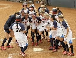 2008 us olympic softball team