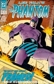 phantom comic book