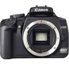 canon eos400d body