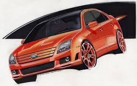 2010 ford fusion gt