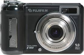fine pix e900