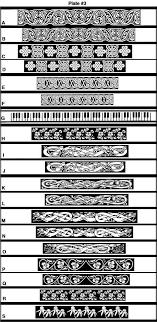 celtic band designs