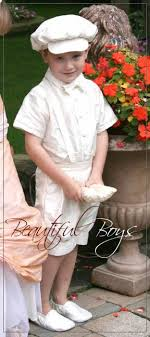 ring bearer clothing