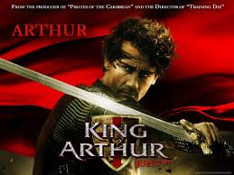 king arthur background