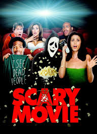 scary movie dvds