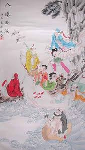chinese painter