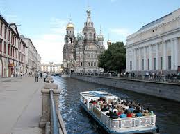 Saint Petersburg Russia Travel Guide