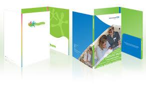 folder presentation