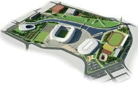 athletics track design