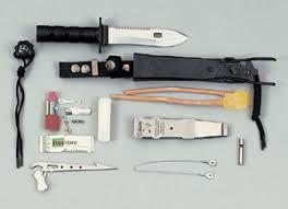 marine survival knife
