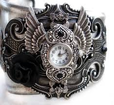 gothic silver