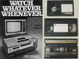 betamax video player