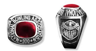 bowling 300 rings