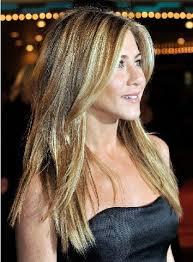 highlights hair photos