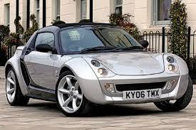 smart car sport car