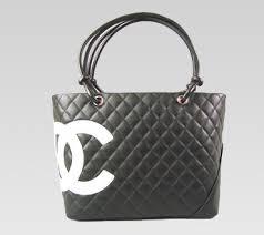 black chanel handbags