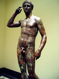 greek bronze