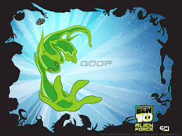 ben10 alien force goop