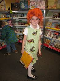 book characters to dress up as