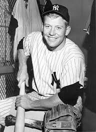mickey mantle images
