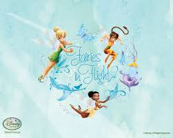 disney fairy wallpaper