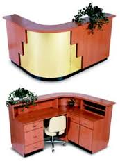 hair salon reception desks