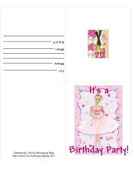 barbie card