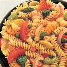 rotini pasta salad recipes