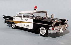 diecast police vehicle