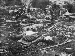 battle of gettysburg photos