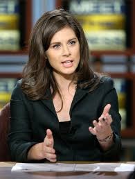 Erin Burnett in Meet The Press