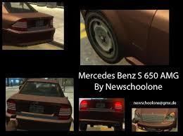 mercedes s 650