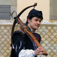 medieval archer clothing