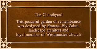 recognition plaque