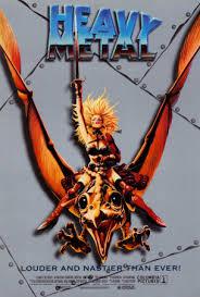 heavy metal cartoon