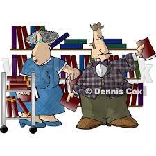 books librarians