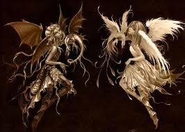 angeles y demonio