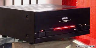 denon power amplifiers
