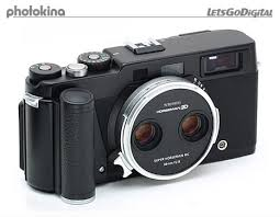 3d stereo camera