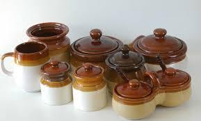 ceramics jars