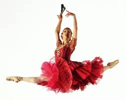 picture of a ballerina