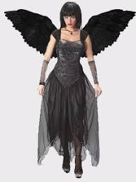 goth fairy costume