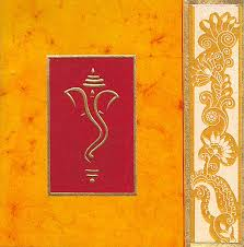 indian hindu wedding cards