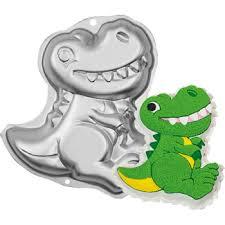 dinosaur cake molds
