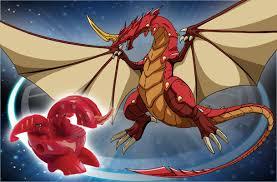 dragonoid bakugans